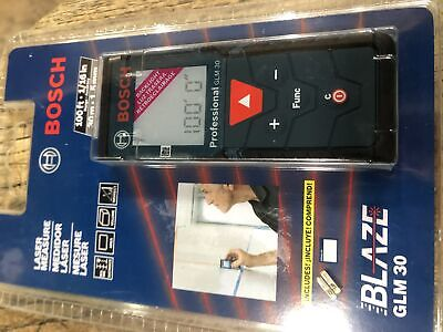 Bosch Glm30 Laser Measure