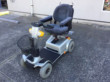 Pride Ultimate 4 Mobility Scooter **Free Local Delivery**