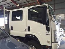 Isuzu NPS 250 4X4 Crew Cab manual utility Murarrie Brisbane South East Preview