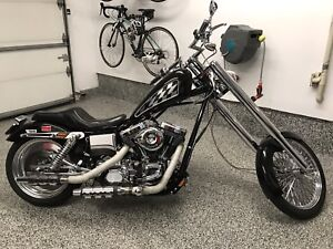 Custom Chopper 2008