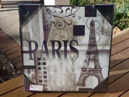 Paris Wall Art on Canvas Dangarsleigh Armidale City Preview