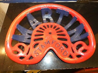 Martin Vintage Cast Iron Tractor Implement Seat Farm Collectables