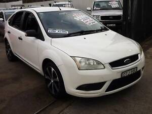 2008 Ford Focus CL Automatic Hatchback Leumeah Campbelltown Area Preview