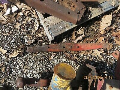 Ford 8n9n Jubnaa600601 2000 Tractor Left Side Liftarm Pull Arm