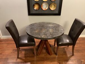 New Real Marble Dining Table retails $630!