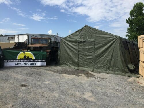 Military Base X 305 Tent  18