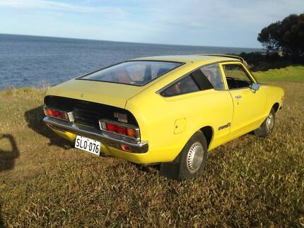 COUPE 97000 KMS, LOG BOOKS, 4 SPEED. DATSUN 120Y, 180B 200B SSS Paralowie Salisbury Area Preview