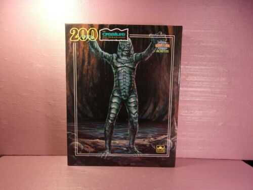 The Creature From The Black Lagoon puzzle sealed