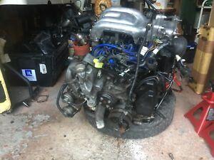 RX7 13B-REW TT Rotary motor