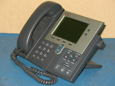 Cisco Systems 7940 Cp-7940g Ip Business Phone