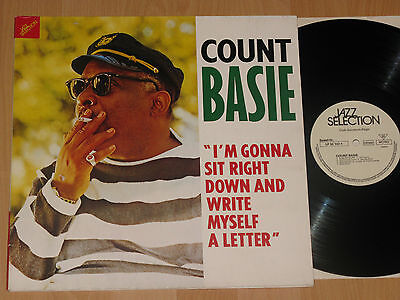 LP COUNT BASIE - I'M GONNA SIT RIGHT DOWN AND WRITE MYSELF A LETTER
