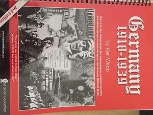 Modern history HSC textbooks - from $10 Lindfield Ku-ring-gai Area Preview