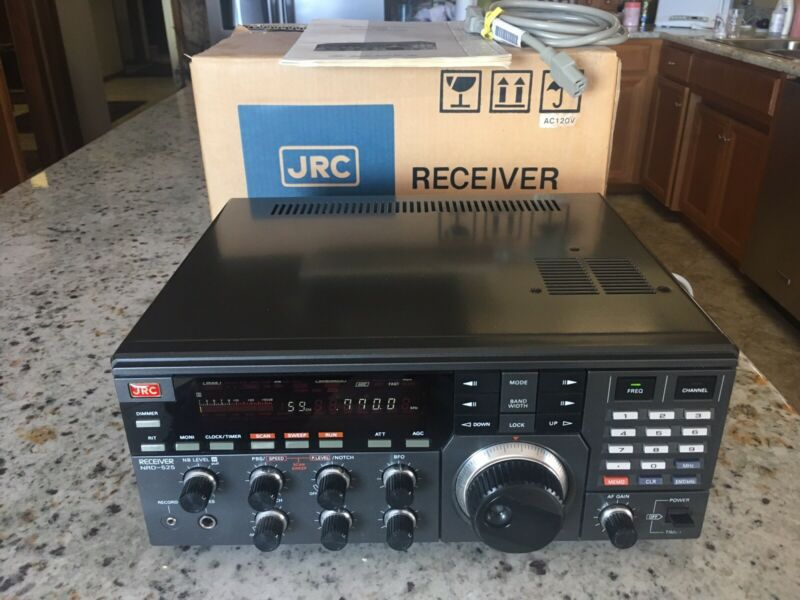 JRC NRD-525 Communications Receiver