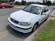 2001 Nissan Pulsar ST Sedan Shepparton Shepparton City Preview