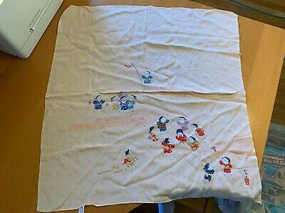 Vintage Scarf Styles -1920s to 1960s vintage japanese pink silk scarf $5.50 AT vintagedancer.com