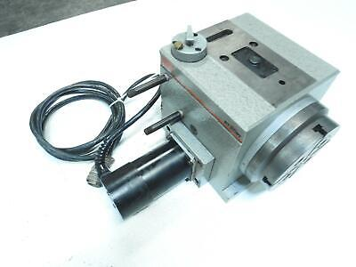 Smw Rt 160 Py Rotary Indexer Cnc 4th Axis Rotary Table