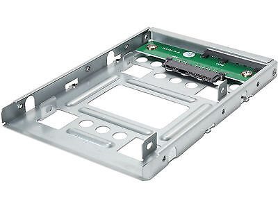 "Rosewill 2.5"" SSD To 3.5"" SATA Hard Disk Drive HDD Adapter RSA-HA001"