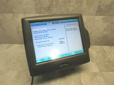Radiant P1550 Pos Terminal Ncr Aloha Point Of Sale Touch Screen Aio Computer