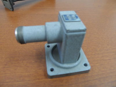 Vintage Waveguide Adapter Prd355a Serial 861