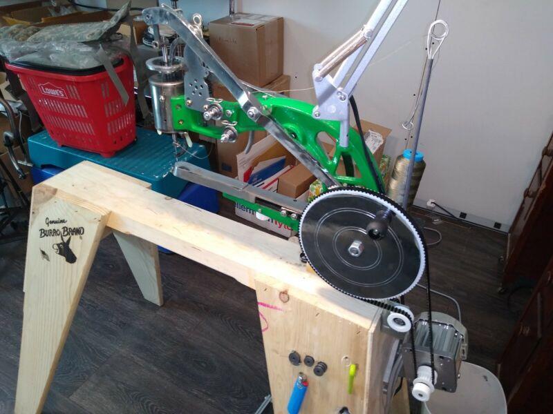 Leather Sewing Machine Servo Gear Kit (China leather shoe patcher machines)