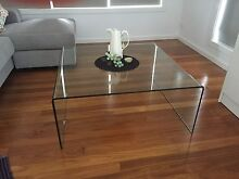 Moulded Glass Coffee Table Port Macquarie Port Macquarie City Preview