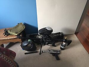 Paintball Gear and More