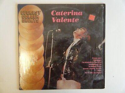 Caterina Valente - Self Titled - Everst 4106 - NM