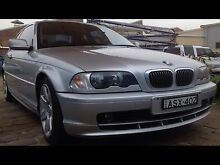 2001 BMW 3 Coupe Lane Cove Lane Cove Area Preview