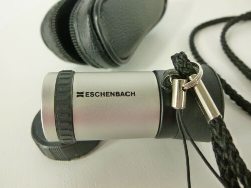 SALE Eschenbach Keplerian Monocular Telescope 4.2 x 10 Health Outdoors Spy Sport