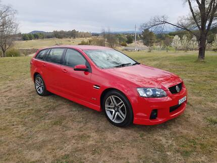 2011 Holden Commodore Sportswagon SV6 Auto