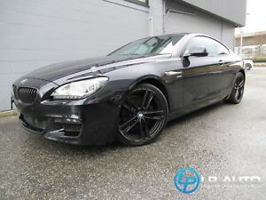 2012 BMW 650i xDrive xDrive M Sport Coupe! Easy Approvals!