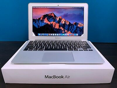 "ULTRA Apple MacBook Air 11"" / OSX-2018 / 256GB+ Storage / 3 YEAR  WARRANTY!"