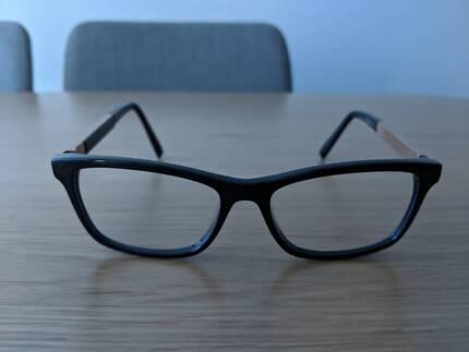Oscar Wylee black prescription glasses frames (Gatsby)   Accessories ...