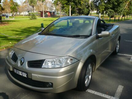 2007 Renault Megane Convertible South Melbourne Port Phillip Preview