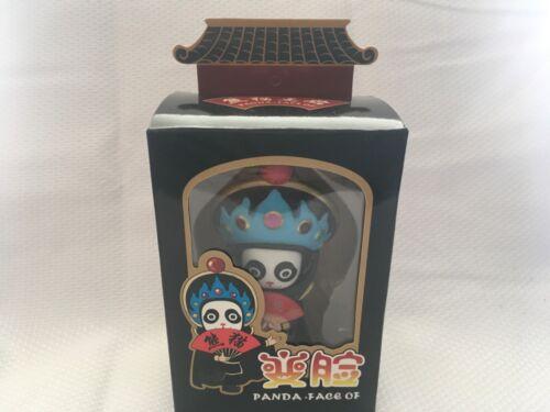 Chinese Opera Panda Face Changing Figure New In Box