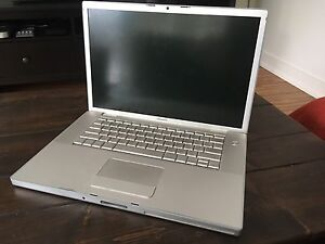 "Apple MacBook Pro 15"" 2008 - $200.00"