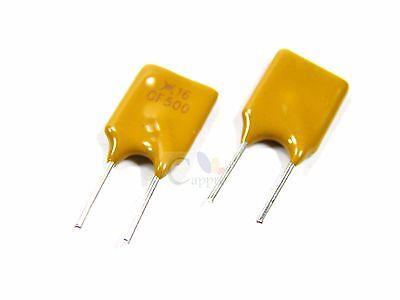 150pcs 5a 16v 5000ma Polyswitch Resettable Fuse Poly Switch Fuses Polyfuse