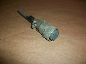 Cannon-MS-Military-Connector-MS3106F18-18-10PIN-SOCKET