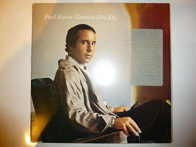 "Paul Simon – 'Greatest Hits, Etc.' 12"" vinyl LP. 1977 A2/B2. Nr MINT NM/EX"