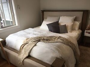 King Bed Frame Narraweena Manly Area Preview