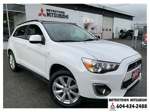 2013 Mitsubishi RVR GT NAVI; Local & No accidents!