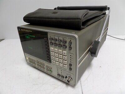 Hp Hewlett-packard 3561a Dynamic Signal Analyzer - As Is