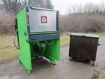 Bergmann Roto-compactor Trash Compactor Aps-600 Kenbay Rotopac Convience Store 4