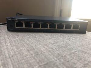 TP-LINK TL-SG108 Ver. 1.3
