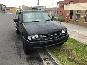 1998 Holden Rodeo Ute Sunshine Brimbank Area Preview