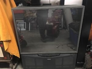 50 inch television Free
