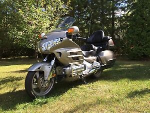 2002 Gold Wing