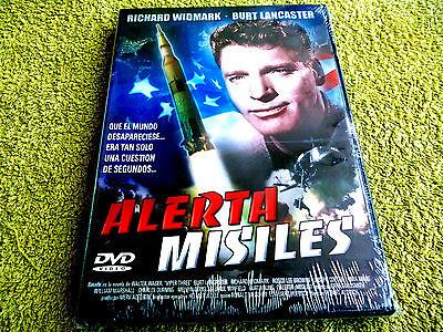 ALERTA MISILES - Burt Lancaster / Richard Widmark / Robert Aldrich -...