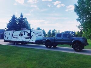 2014 Denali 311BH fully loaded with  all camping supplies
