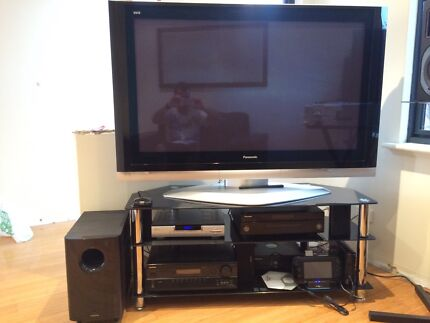 TV ENTERTAINMENT UNIT SOUND SYSTEM ONKYO 7.1 SURROUND SOUND  Mount Lawley Stirling Area Preview
